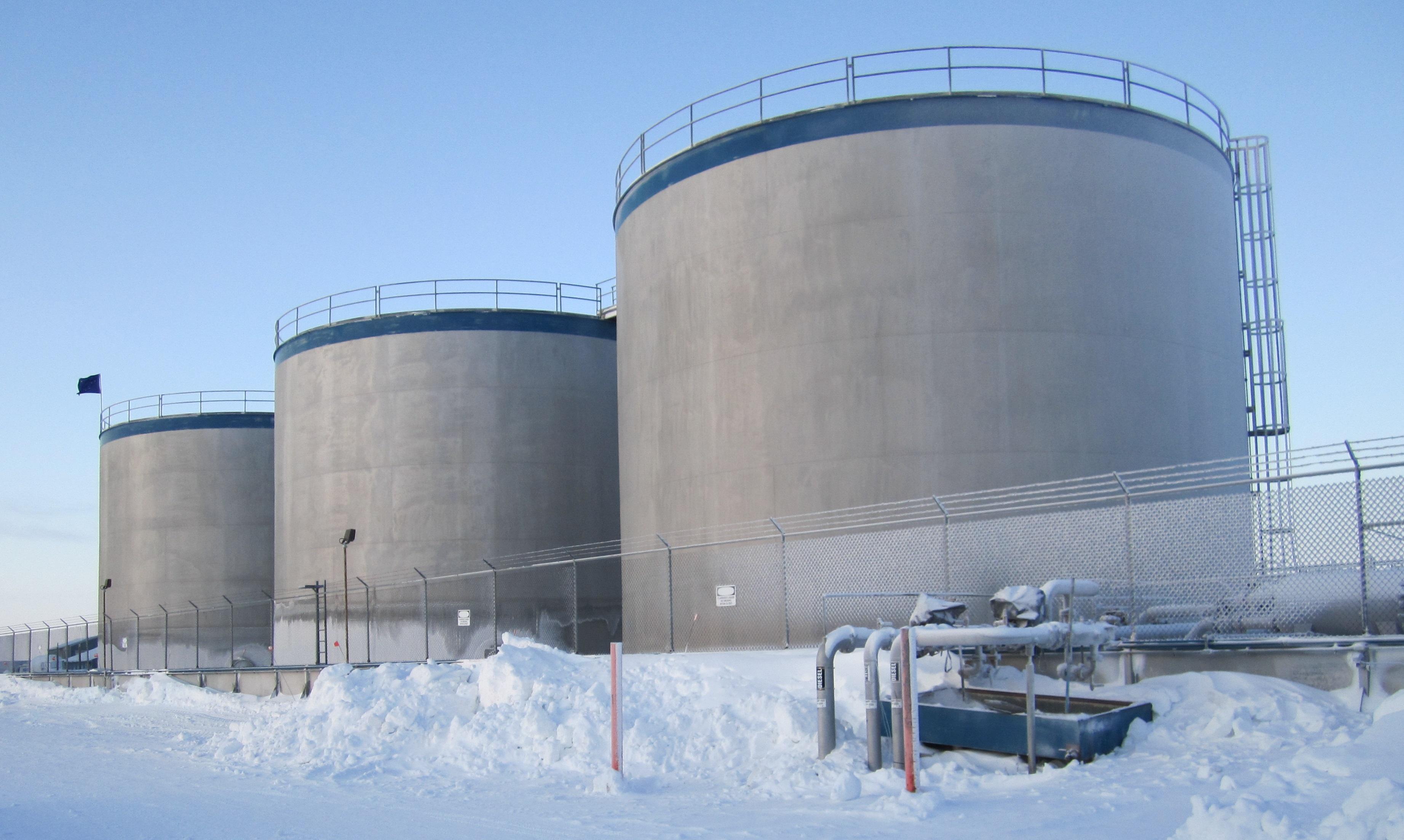 Farmers Gas Tank : Bonanza fuels nome
