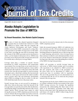 New Markes Tax Credits